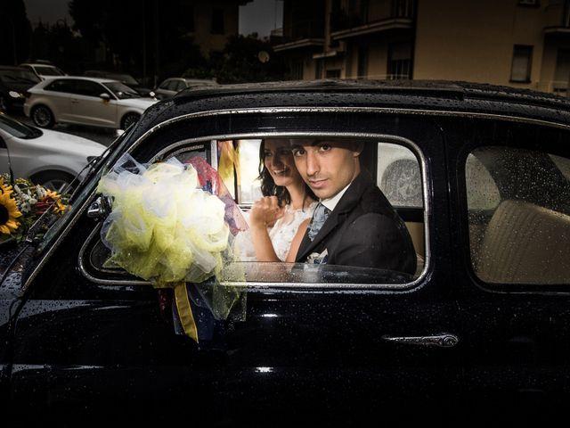 Il matrimonio di Armando e Simona a Viganò, Lecco 14