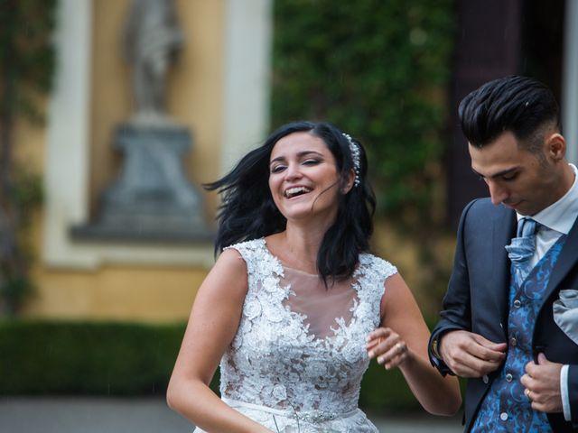 Il matrimonio di Armando e Simona a Viganò, Lecco 16