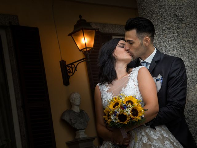 Il matrimonio di Armando e Simona a Viganò, Lecco 18