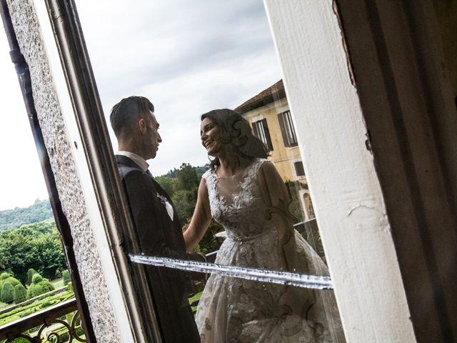 Il matrimonio di Armando e Simona a Viganò, Lecco 21