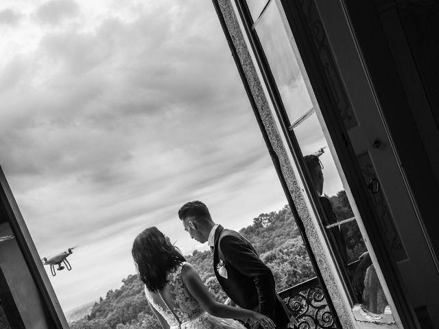 Il matrimonio di Armando e Simona a Viganò, Lecco 22