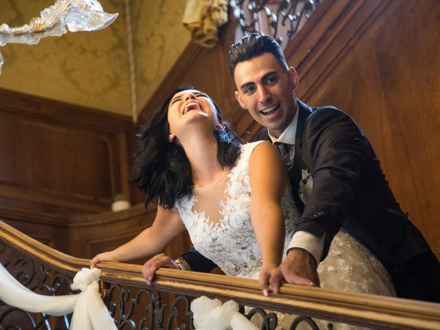 Il matrimonio di Armando e Simona a Viganò, Lecco 24