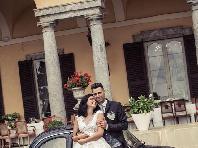 Il matrimonio di Armando e Simona a Viganò, Lecco 25