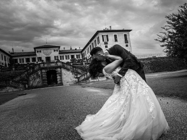 Il matrimonio di Armando e Simona a Viganò, Lecco 26