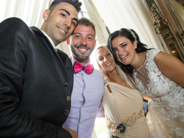 Il matrimonio di Armando e Simona a Viganò, Lecco 27