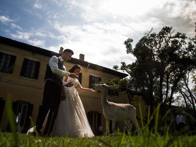 Il matrimonio di Armando e Simona a Viganò, Lecco 28