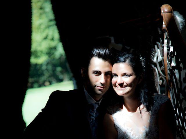 Il matrimonio di Armando e Simona a Viganò, Lecco 3