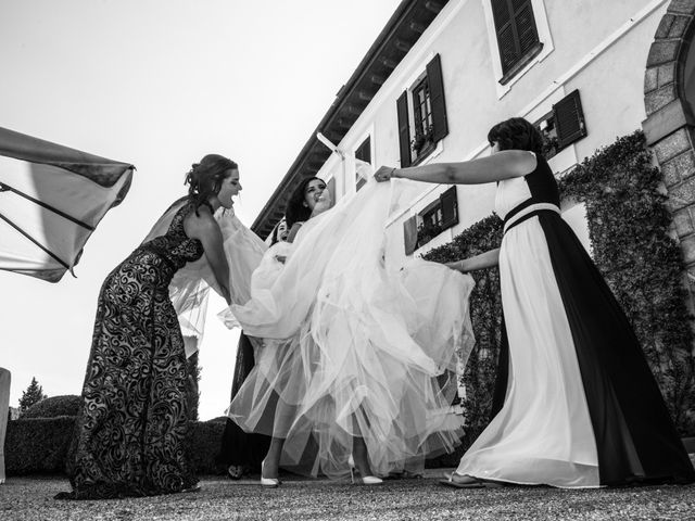 Il matrimonio di Armando e Simona a Viganò, Lecco 33