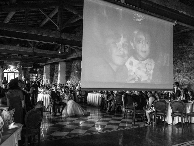 Il matrimonio di Armando e Simona a Viganò, Lecco 35