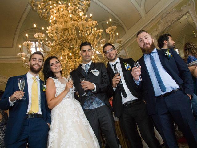 Il matrimonio di Armando e Simona a Viganò, Lecco 37