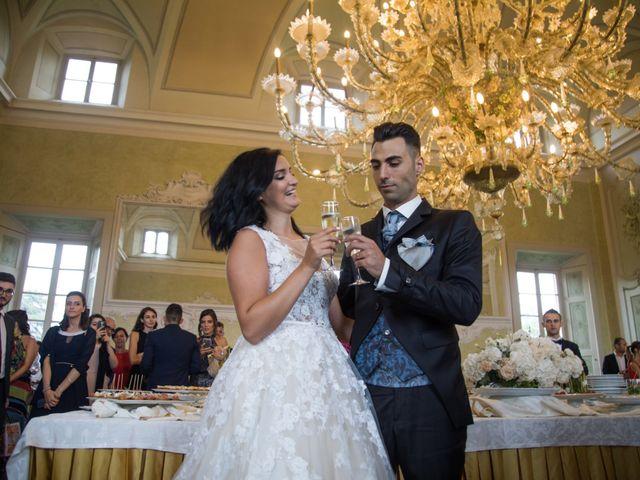 Il matrimonio di Armando e Simona a Viganò, Lecco 38