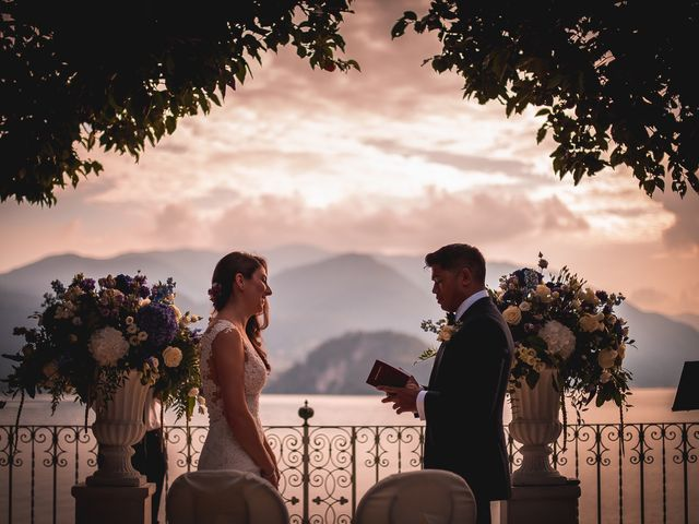 Le nozze di Cara e Charles