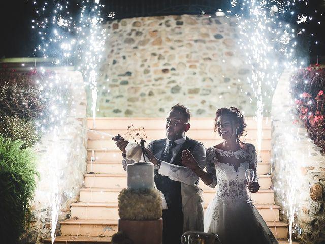 Le nozze di Sara e Elia