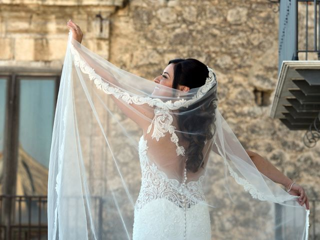 Il matrimonio di Peppe e Sabrina a Mussomeli, Caltanissetta 7