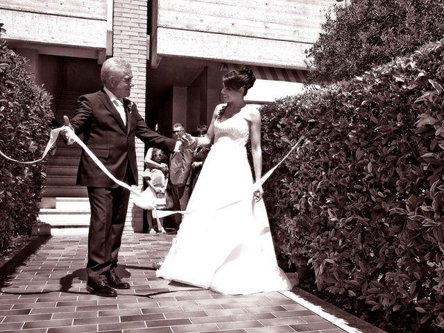 Il matrimonio di Alberto e Marilia a Castiglione delle Stiviere, Mantova 21