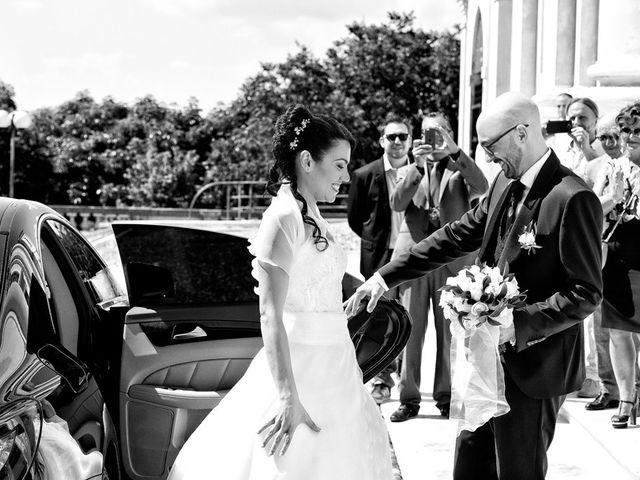 Il matrimonio di Alberto e Marilia a Castiglione delle Stiviere, Mantova 30