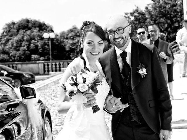 Il matrimonio di Alberto e Marilia a Castiglione delle Stiviere, Mantova 31