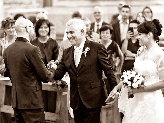 Il matrimonio di Alberto e Marilia a Castiglione delle Stiviere, Mantova 34