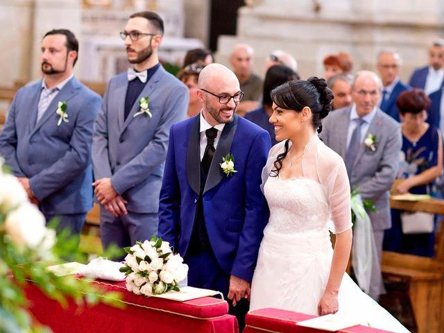 Il matrimonio di Alberto e Marilia a Castiglione delle Stiviere, Mantova 35