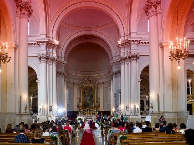 Il matrimonio di Alberto e Marilia a Castiglione delle Stiviere, Mantova 36