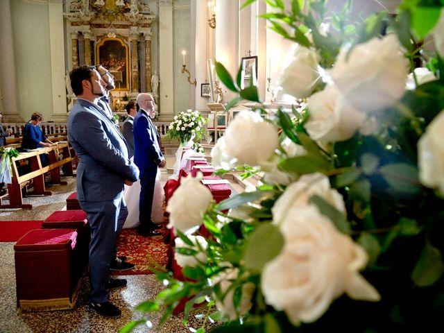 Il matrimonio di Alberto e Marilia a Castiglione delle Stiviere, Mantova 37