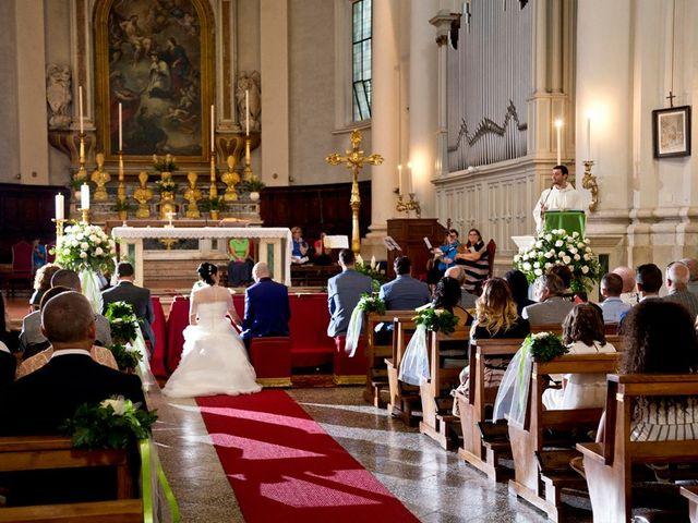 Il matrimonio di Alberto e Marilia a Castiglione delle Stiviere, Mantova 39
