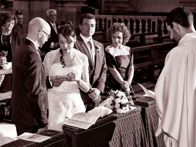 Il matrimonio di Alberto e Marilia a Castiglione delle Stiviere, Mantova 41