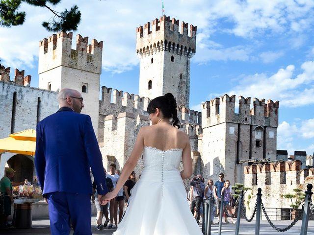 Il matrimonio di Alberto e Marilia a Castiglione delle Stiviere, Mantova 49
