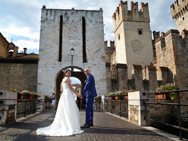 Il matrimonio di Alberto e Marilia a Castiglione delle Stiviere, Mantova 50
