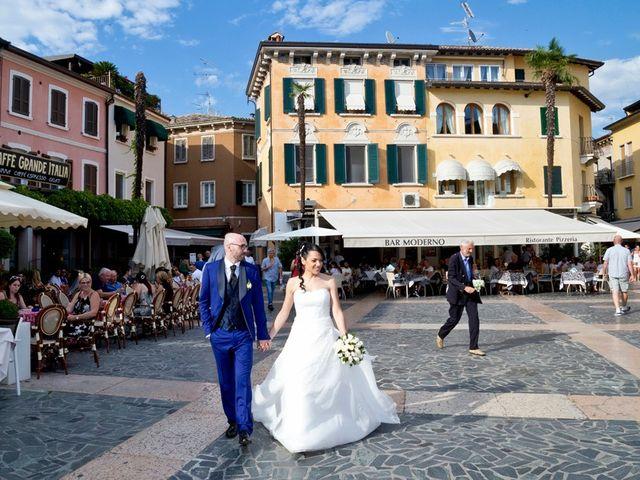 Il matrimonio di Alberto e Marilia a Castiglione delle Stiviere, Mantova 54