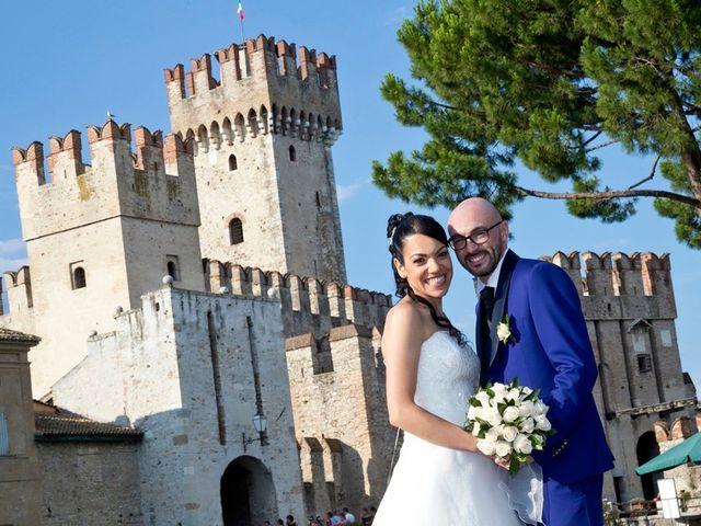 Il matrimonio di Alberto e Marilia a Castiglione delle Stiviere, Mantova 57