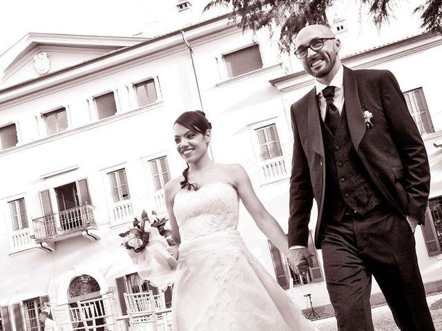 Il matrimonio di Alberto e Marilia a Castiglione delle Stiviere, Mantova 61