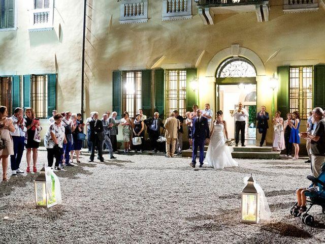 Il matrimonio di Alberto e Marilia a Castiglione delle Stiviere, Mantova 80