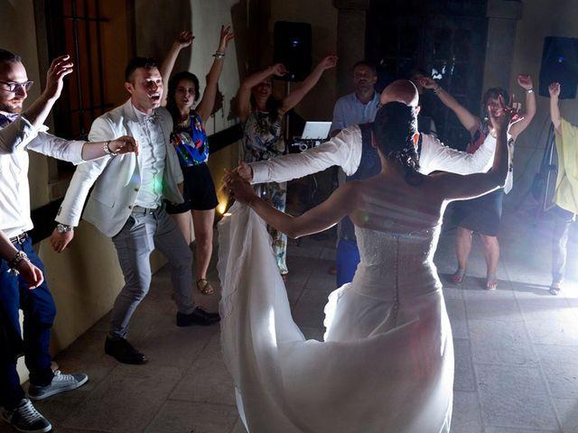 Il matrimonio di Alberto e Marilia a Castiglione delle Stiviere, Mantova 86