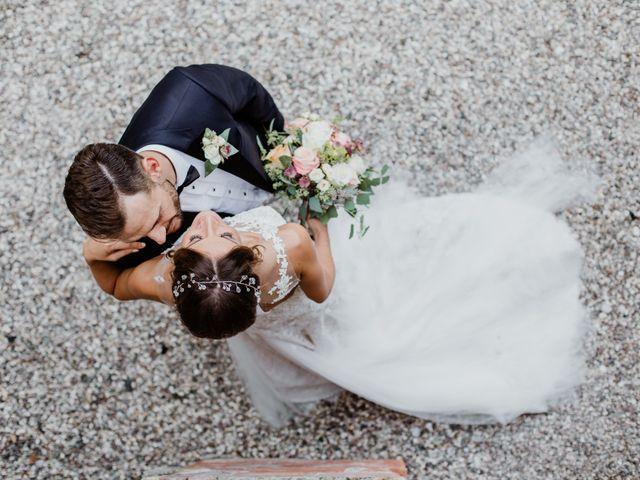 Le nozze di Veronica e Christian