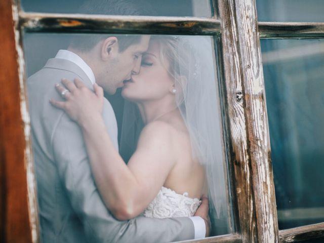 Le nozze di Stacey e Bohdan