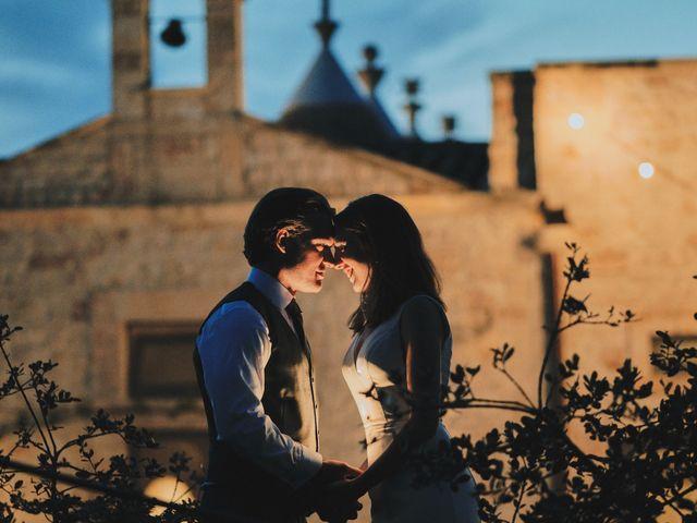 Le nozze di Claire e Oliver