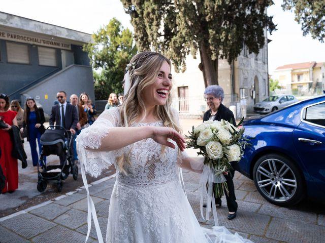 Il matrimonio di Samuele e Elisa a Lucca, Lucca 4