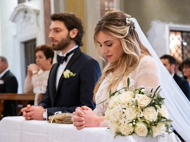 Il matrimonio di Samuele e Elisa a Lucca, Lucca 6