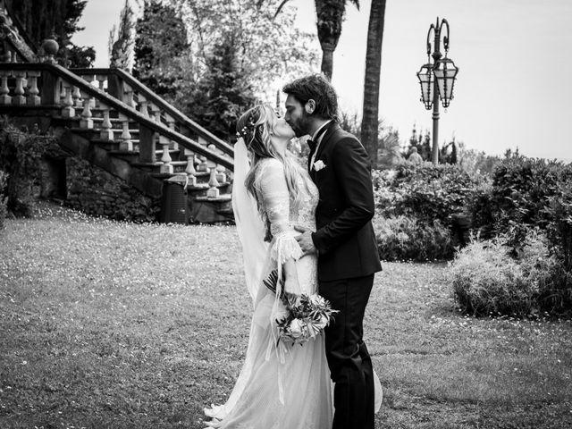 Il matrimonio di Samuele e Elisa a Lucca, Lucca 8
