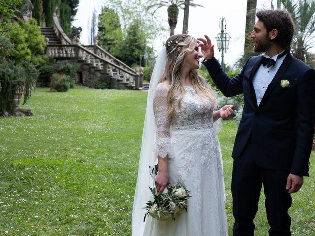Il matrimonio di Samuele e Elisa a Lucca, Lucca 9