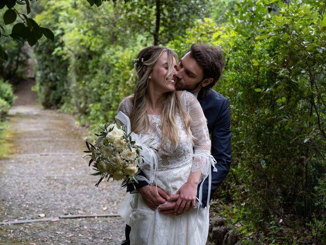 Il matrimonio di Samuele e Elisa a Lucca, Lucca 10