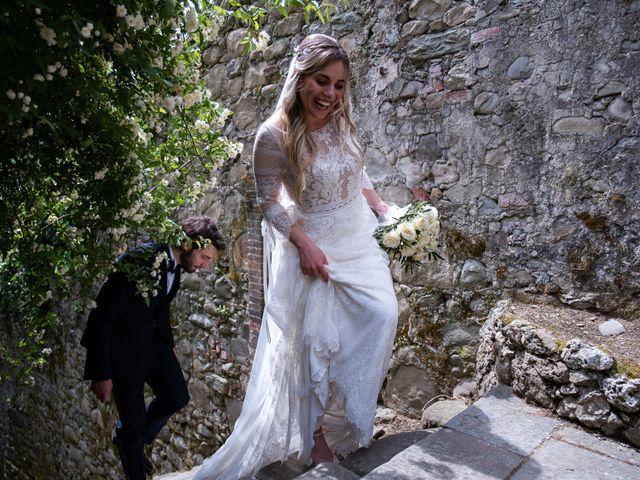 Il matrimonio di Samuele e Elisa a Lucca, Lucca 16
