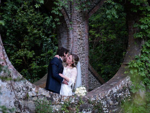 Il matrimonio di Samuele e Elisa a Lucca, Lucca 1