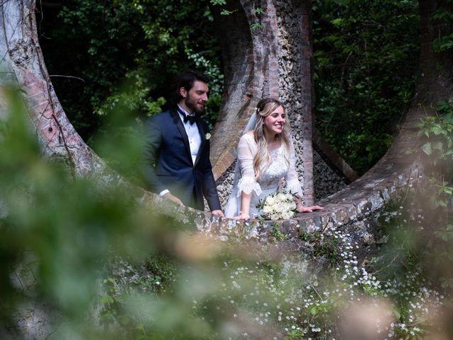 Il matrimonio di Samuele e Elisa a Lucca, Lucca 17