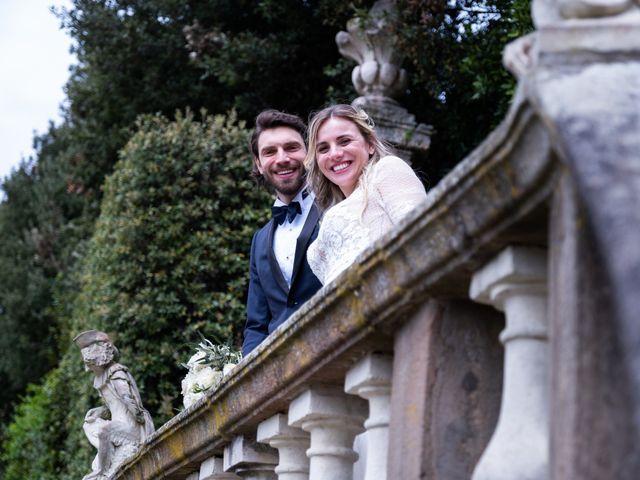 Il matrimonio di Samuele e Elisa a Lucca, Lucca 20