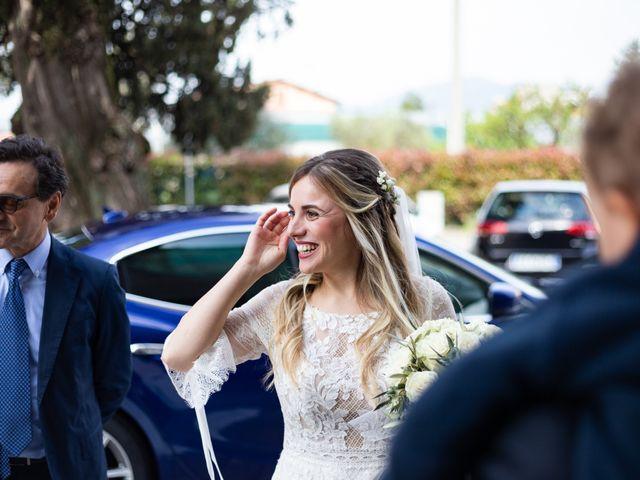 Il matrimonio di Samuele e Elisa a Lucca, Lucca 23