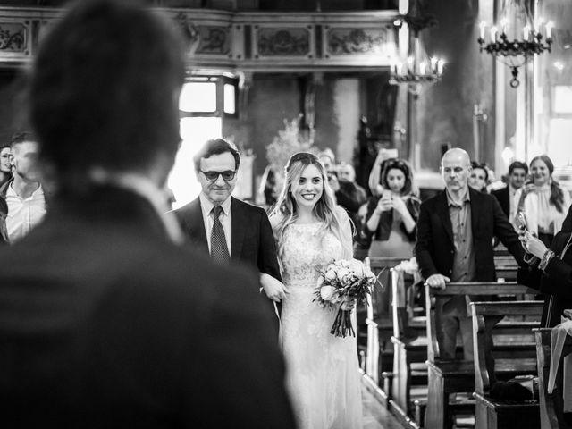 Il matrimonio di Samuele e Elisa a Lucca, Lucca 25