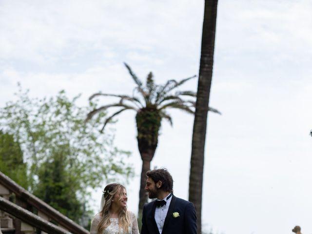 Il matrimonio di Samuele e Elisa a Lucca, Lucca 28