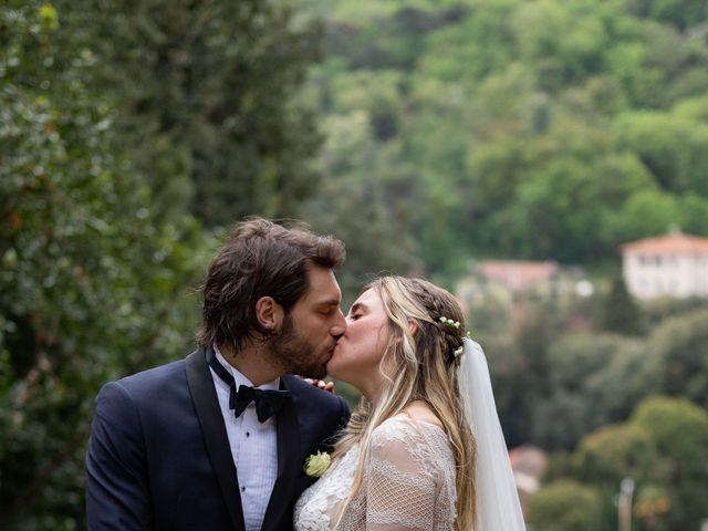 Il matrimonio di Samuele e Elisa a Lucca, Lucca 38
